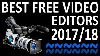 top 5 free video editing software 2017